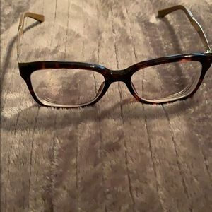 Burberry glasses without case